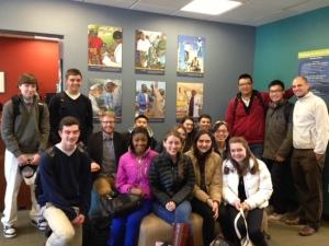 Global Leadership Class