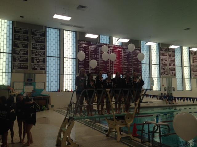 Senior Day, Swim
